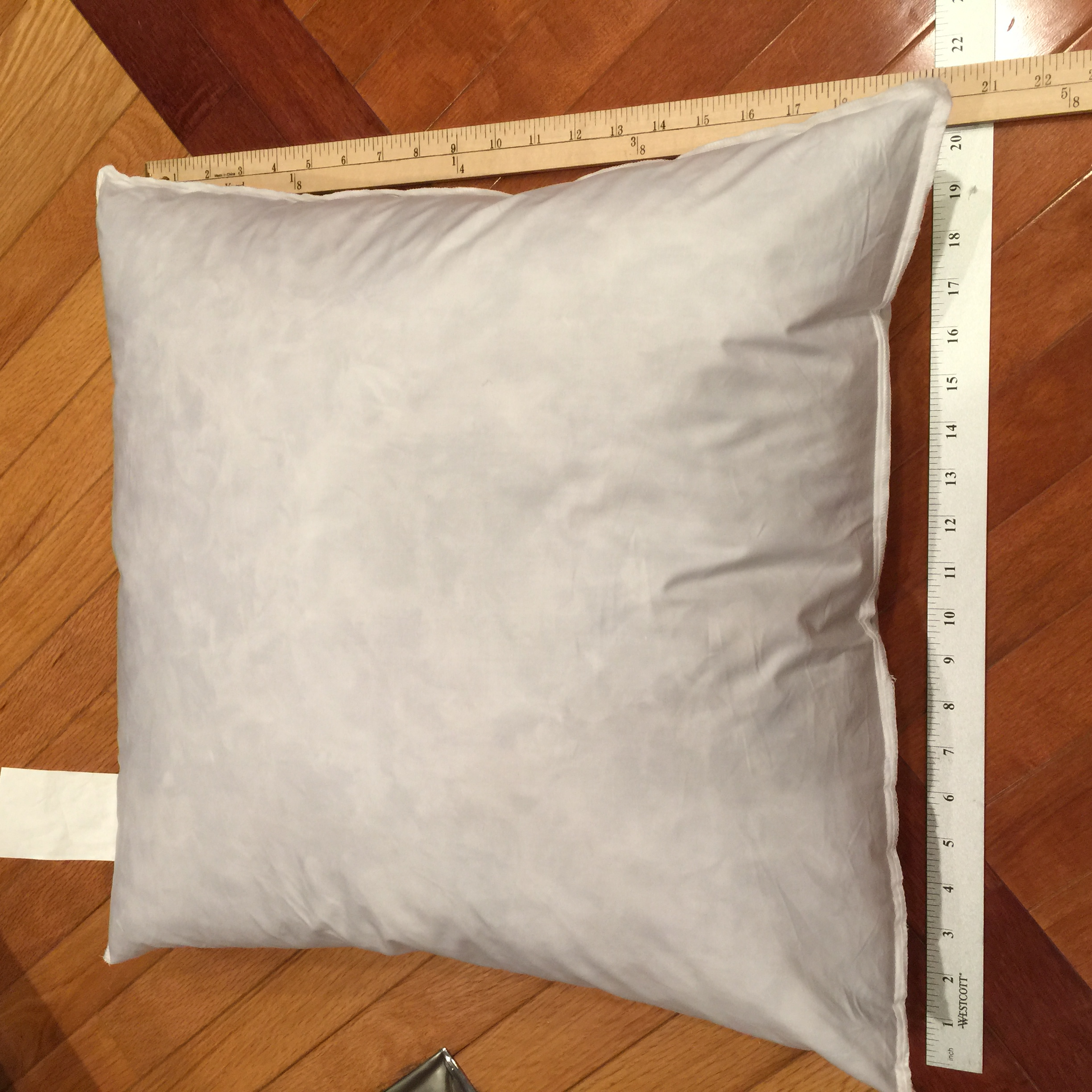 gosa size ikea pillow inserts covers in down tulpan pin make