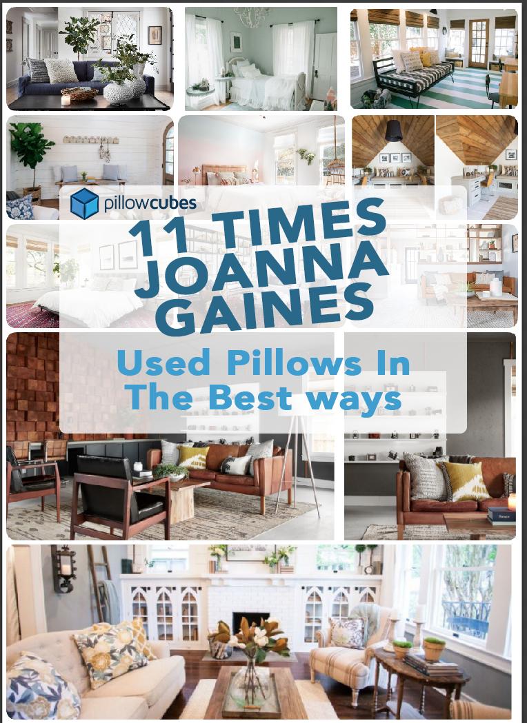 Joanna Gaines Pillows