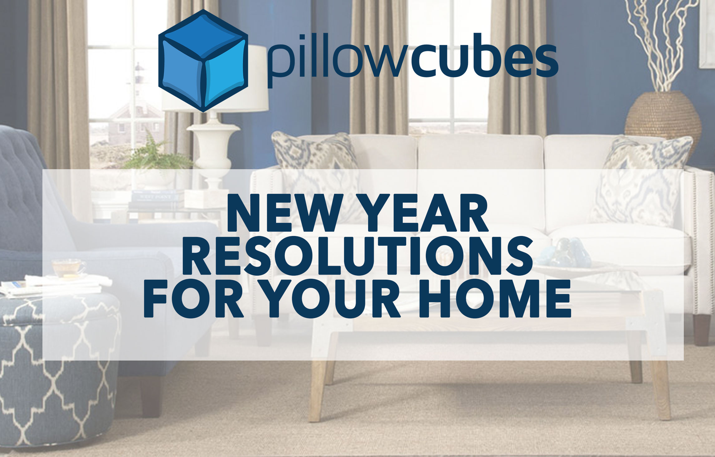 New Year Resolutions for Home