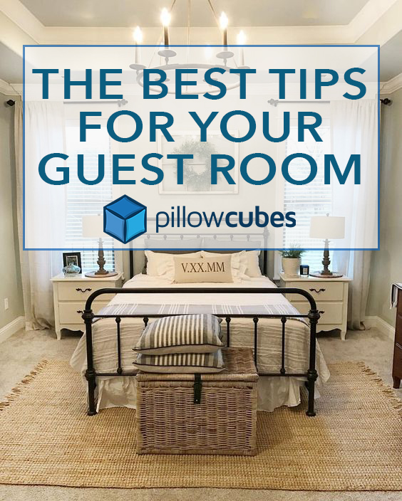 Best Tips for Guest Room | Guest Room Ideas